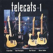 Telecats, Vol. 1 by Telecats (CD, Aug-1998, In-Akustik)
