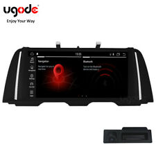 "Android 10.25"" Screen Display Multimedia GPS Navigation for BMW 5 F10 F11 CIC"