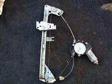 mazda 323f 1995-1998 front right side door window electric mechanism regulator