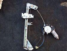 mazda 323f 1995-1998 front right side door window electric mechanism regulator
