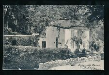 Somerset CHEDDAR Sycamore House The Cliffs c1900s? PPC