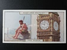 No.6 THE CLOCK - THE TIME STICK Past & Present by B.A.T. 1929