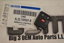 2001-2007 Ford Escape 3 button Keyless Entry Remote Key FOB new OEM 8L3Z15K601B