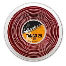 DOUBLE AR TANGO 25 - Corda Tennis 1 MATASSA 200mt - Tennis string 1 REEL 200mt