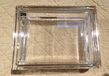 Cristallo Garantito 24% Pho Lead Crystal Cioni Marci Trinket Box Made in Italy