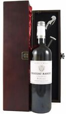 2011 Chateau Rahoul Graves white wine presented in a gift box