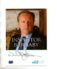 Neil Dudgeon Official Midsomer Murders Hand Signed 6x4 Col Promo Autograph