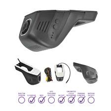 WI FI Hidden Car DVR Camera Dash Cam Full HD 1080P G sensor