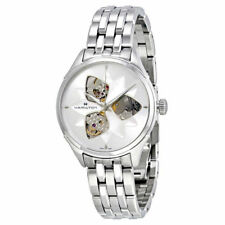 Hamilton Jazzmaster Open Heart Lady Watch H32115191