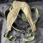 Original Iraqi Green Army Belt with Suspenders - OIF/OEF 2003-2004!
