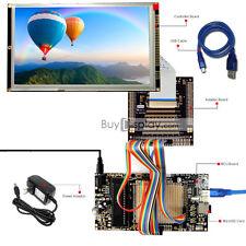 "8051 Microcontroller Development Board USB Programmer for 8""TFT LCD Display"