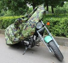 XXL Camouflage Motorcycle Cover Fit Harley Davidson Dyna Super Wide Glide FXDWG