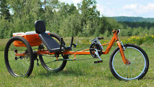 Timberwolf Long Wheel Base Recumbent DIY Plan
