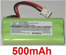Batterie 500mAh type 89-1333-01-00 BT5632 BT5872 Pour Vtech LS5105