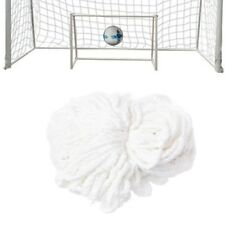 Kids Fun Mini Football Soccer Goal Post Net Ball Toy Game White Durable