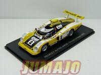 24H88 1/43 HACHETTES 24 Heures Le Mans : Renault Alpine A442B Winner 78 Pironi