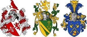 Wappen Logo Signet Petschaft Familienwappen Zunftwappen Mittelalter Ritter Adel