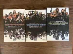 The Walking Dead Compendium 1 2 3 Books Paperback Softcover