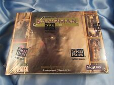 SKYBOX DC VERTIGO THE SANDMAN TRADING CARD FACTORY SEALED BOX - 1994 - MIN