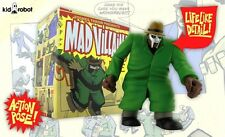 Kidrobot Madvillain Green Action Figure Rare!!!!