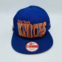 New Era New York Knocks NBA Hardwood Classic Snapback Hat Cap
