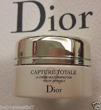 Dior Capture Totale La Creme Multi-Perfection Texture Universal 15ml Latest Vers