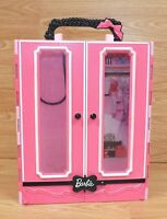 2013 Mattel (BMB99) Barbie Fashionistas Ultimate Closet Pink Collectible Toy