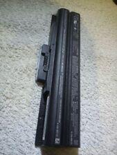 Sony Vaio VPCCW1 PCG-61111M Laptop BATTERY 4400mAh/49Wh VGP-BPS13/Q GOOD
