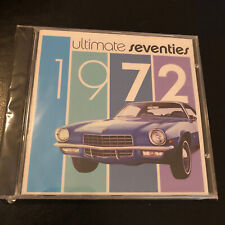 TIME LIFE Ultimate Seventies 1972 CD is BRAND NEW & SEALED
