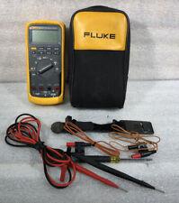 New Listingfluke 87 V Industrial True Rms Digital Multimeter