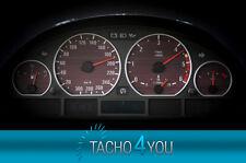BMW Tachimetro 300 KM TACHIMETRO e46 DIESEL m3 legno 3322 disco TACHIMETRO KM/H
