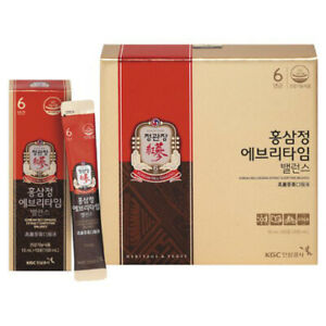 [Express] KGC CheongKwanJang Korean Red Ginseng Extract Everytime Balance 30
