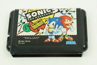 Sonic The Hedgehog 3 Genesis Sega Megadrive Japan USED