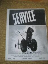 David Bradley Walk Behind Super Power Garden Tractor Service Repair Manual