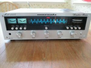 Marantz 2225 Vintage Stereo Receiver - Nice!