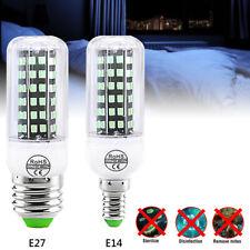 E27/E14 UV Germicidal Sterilizer Lamp LED UVC Home Ozone Disinfection Light Bulb