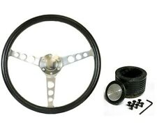 CHYSLER , VALIANT SAAS Classic Steering Wheel 365mm 15 Inch  & Boss Kit Combo