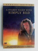Simply Red A Starry Night DVD Brand New Sealed