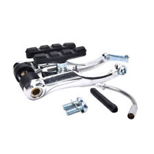 Mountain Bike Bicycle Cycling V-Brake Set Front + Rear Kit Parts Black F Jl