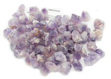 1 oz (11-15 pc) Amethyst Crystal Double Terminated Points from Madagascar small
