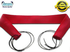 """2 of 24"""" Chafe Guard Heavy Nylon for 5/8"""" to 3/4"""" Mooring, Dock and Anchor Lines"""