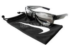 New Unisex Sunglasses Nike MAVRK EV0771 010 Mercury Gray-Black/ Silver Splash