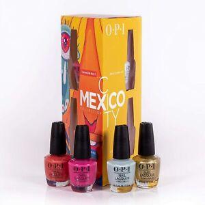 O.P.I Mexico City Mini Set