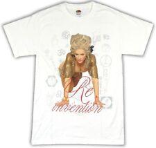 Madonna Re Invention World Tour 2004 Las Vegas Shows T Shirt S New Official NOS