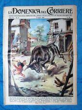 La Domenica del Corriere 8 luglio 1956 Potenza - M.Monroe,A.Miller - D'Annunzio