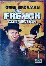 THE FRENCH CONNECTION - GENE HACKMAN, ROY SCHEIDER, FERNANDO REY - SEALED DVD