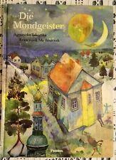 Die Mondgeister - Bilderbuch - Waldorf - gebunden - RAR