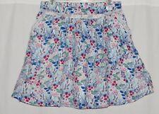 Lauren Conrad Skirt Womens XS Floral Medeina Fleurs X Small Ladies 0 2