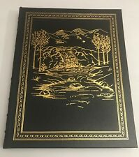 EASTON PRESS Tom Rosenbauer READING TROUT STREAMS Leather Library of Fly-Fishing
