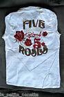 jolie chemise débardeur blanche KAPORAL 5 taille 12 ans EXCELLENT ÉTAT